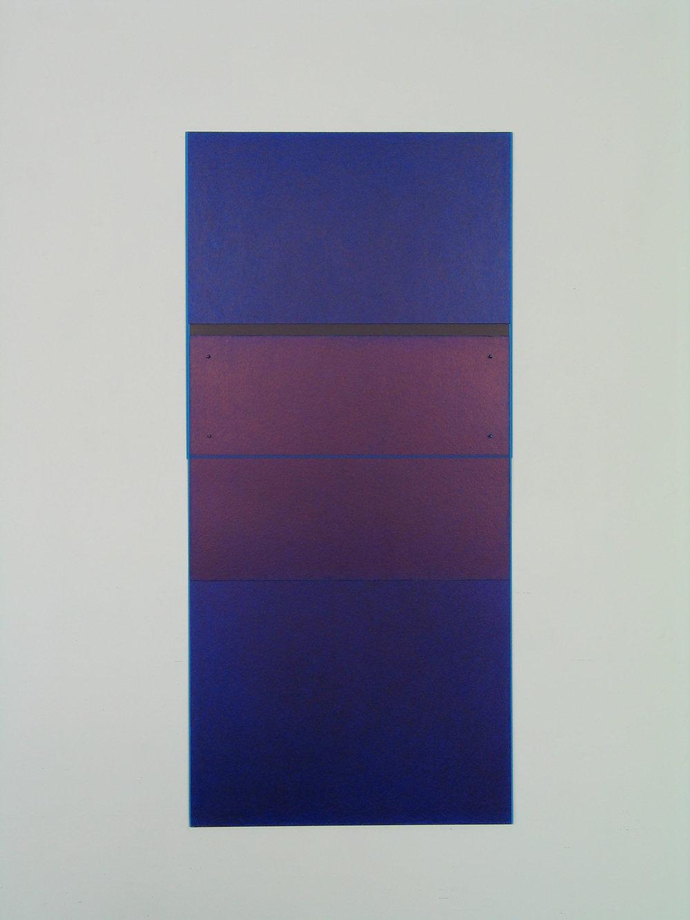 """Portal, 2008     42.4 x 20""""     107.7 x 50.8 cm"""