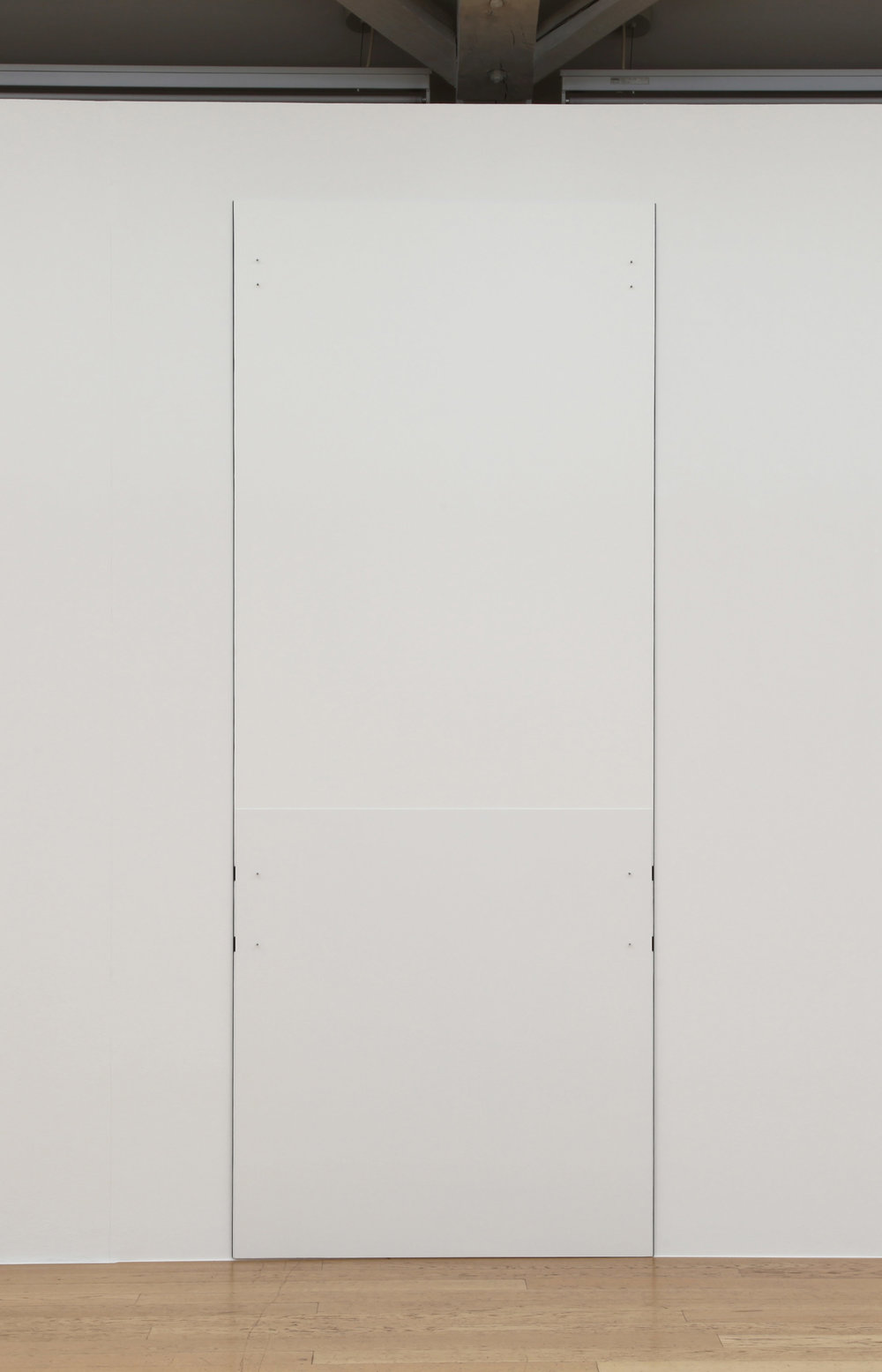 Lighter Still, 2010    108 x 43.25    274.4  x 110cm