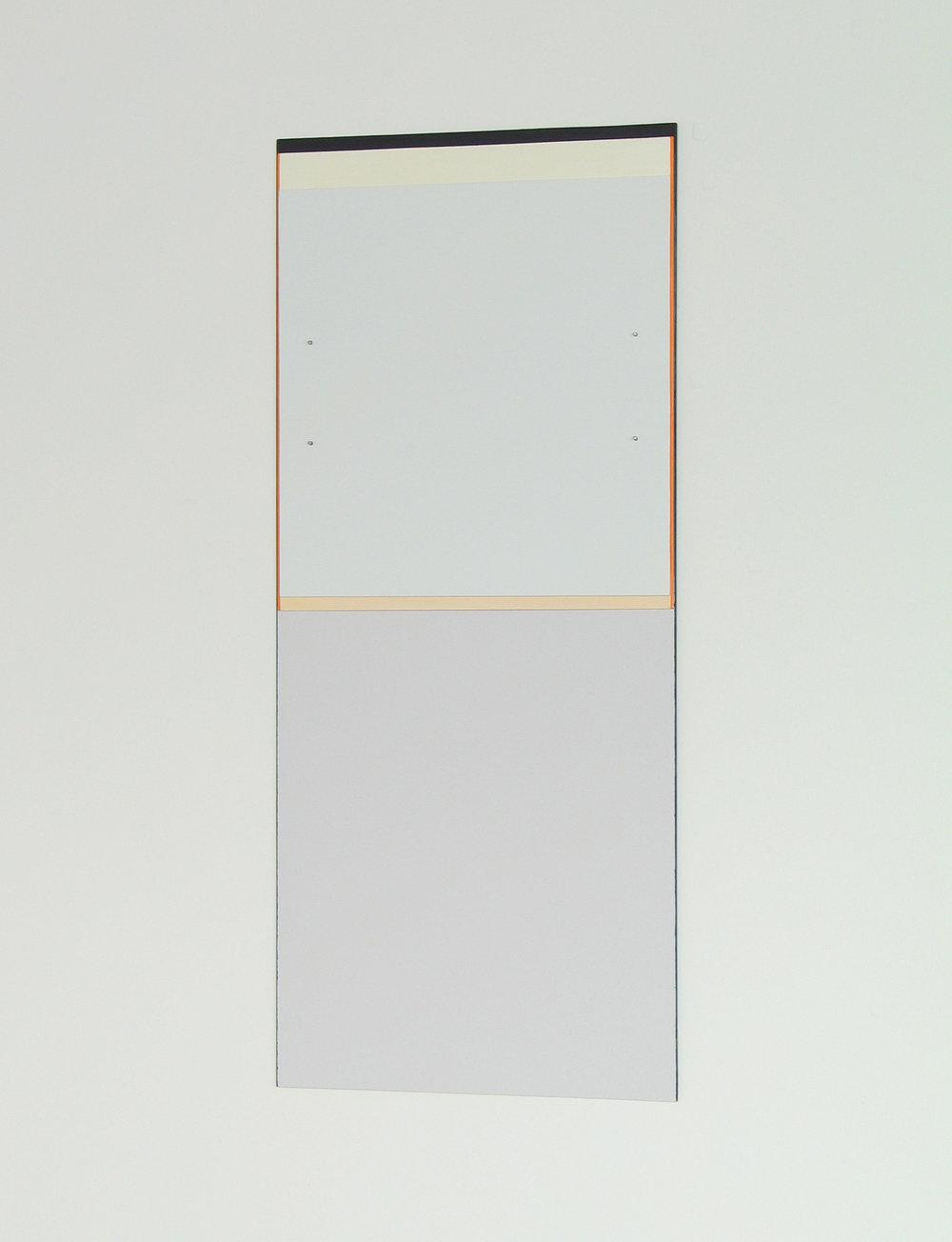 """Reprise, 2005/2009  37.6 x 16.1""""  95.5 x 41cm"""