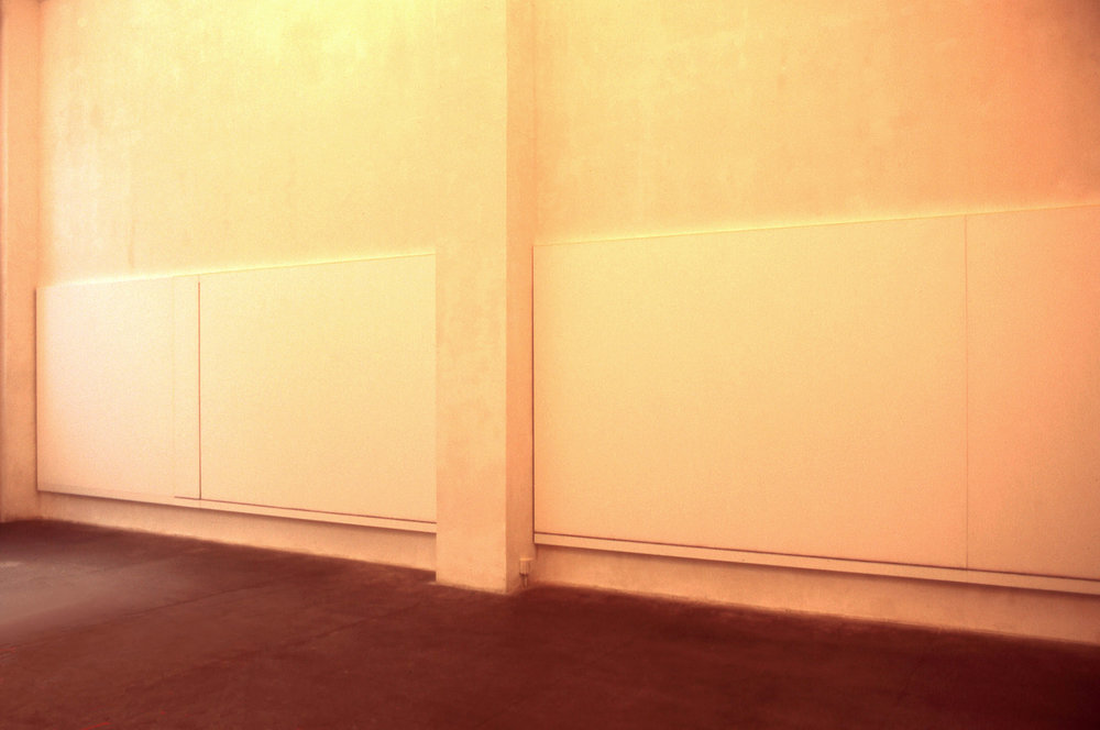 Divide, 1997     Stark Gallery, New York,  Installation view