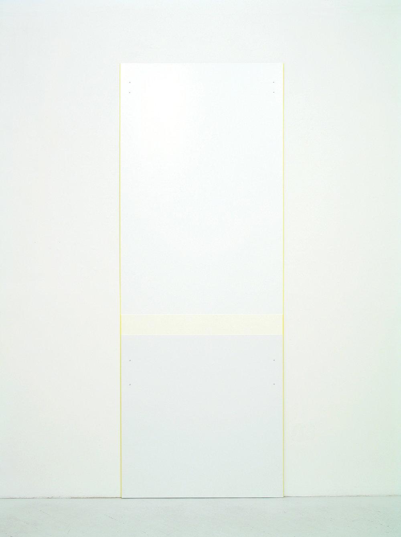 "Constant, 2010  108 x 40.6""  274.3 x 103cm"
