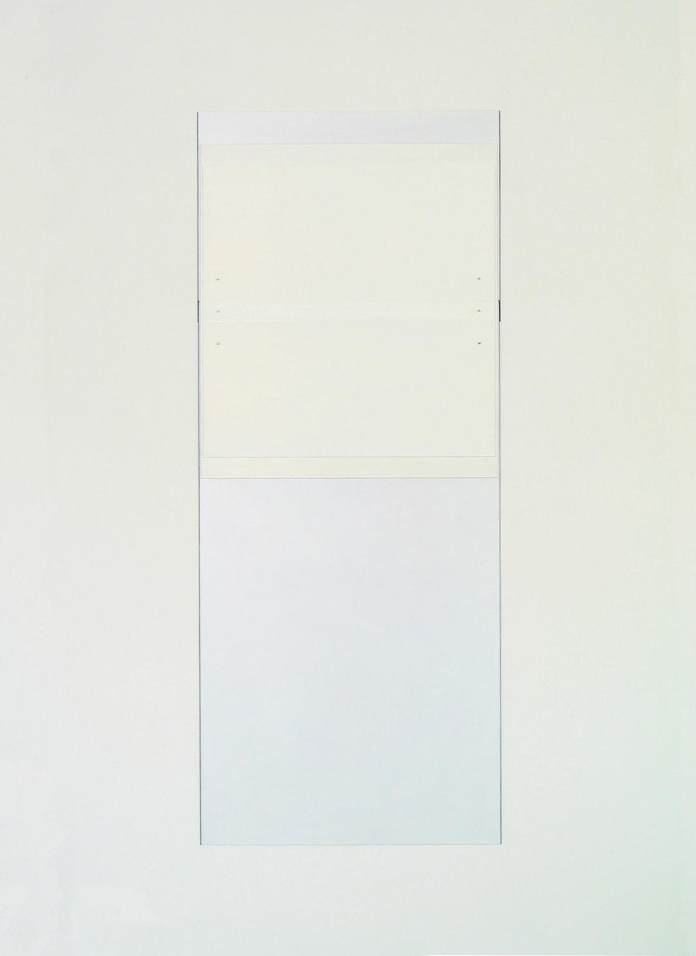 """Mediator, 2006  60.38 x 25""""  153.3 x 63.5cm"""