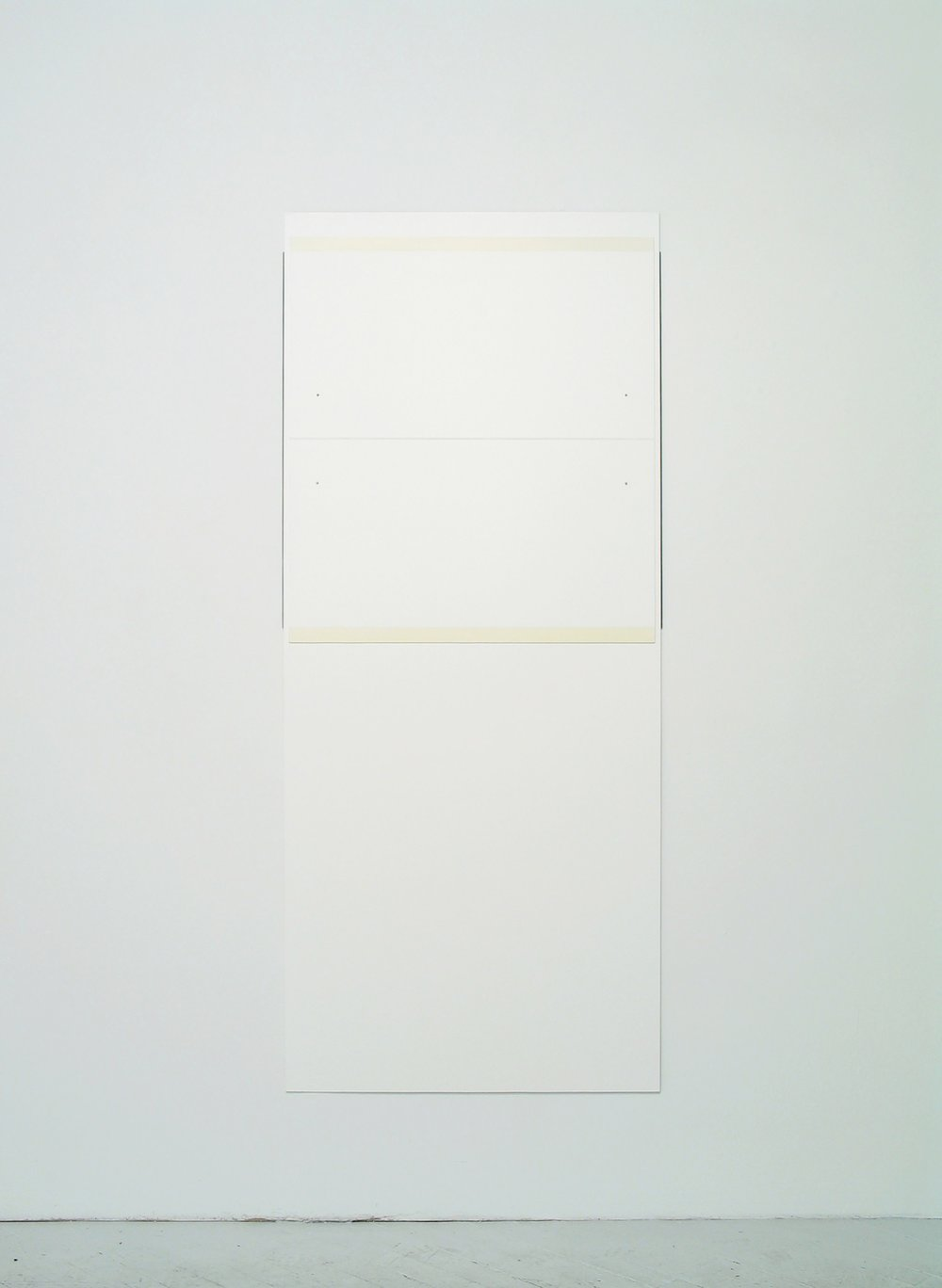 "Novice, 2009  79.5 x 34.12""   202 x 86.7cm"