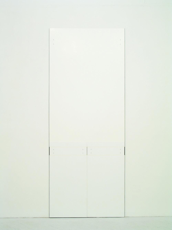 """Sotto Voce, 2006  107.5 x 43""""  273 x 109.2cm"""