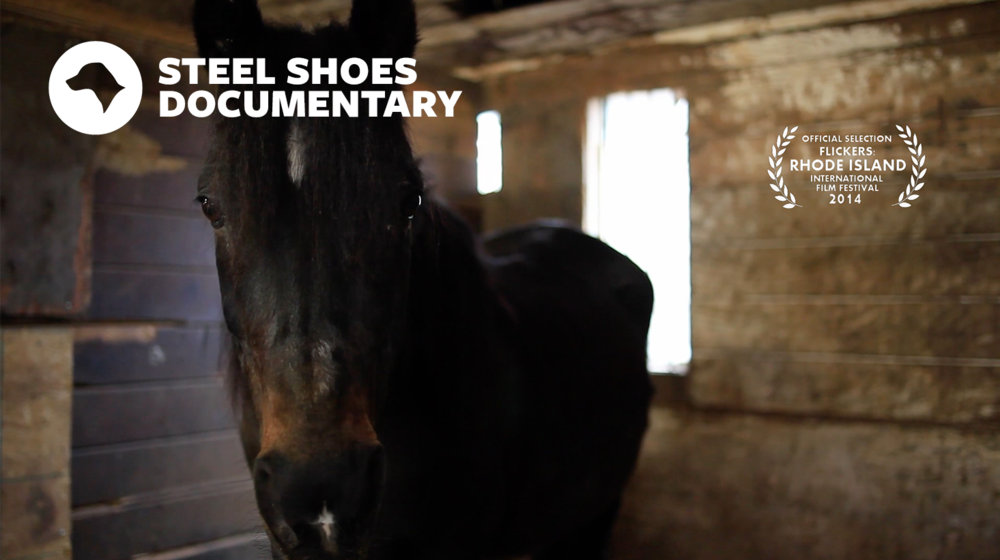 STEEL SHOES - Official Selection: Rhode Island International Film Festival (2014)Weston Fine Art Award Recipient (2013), Brown UniversitySynopsis: