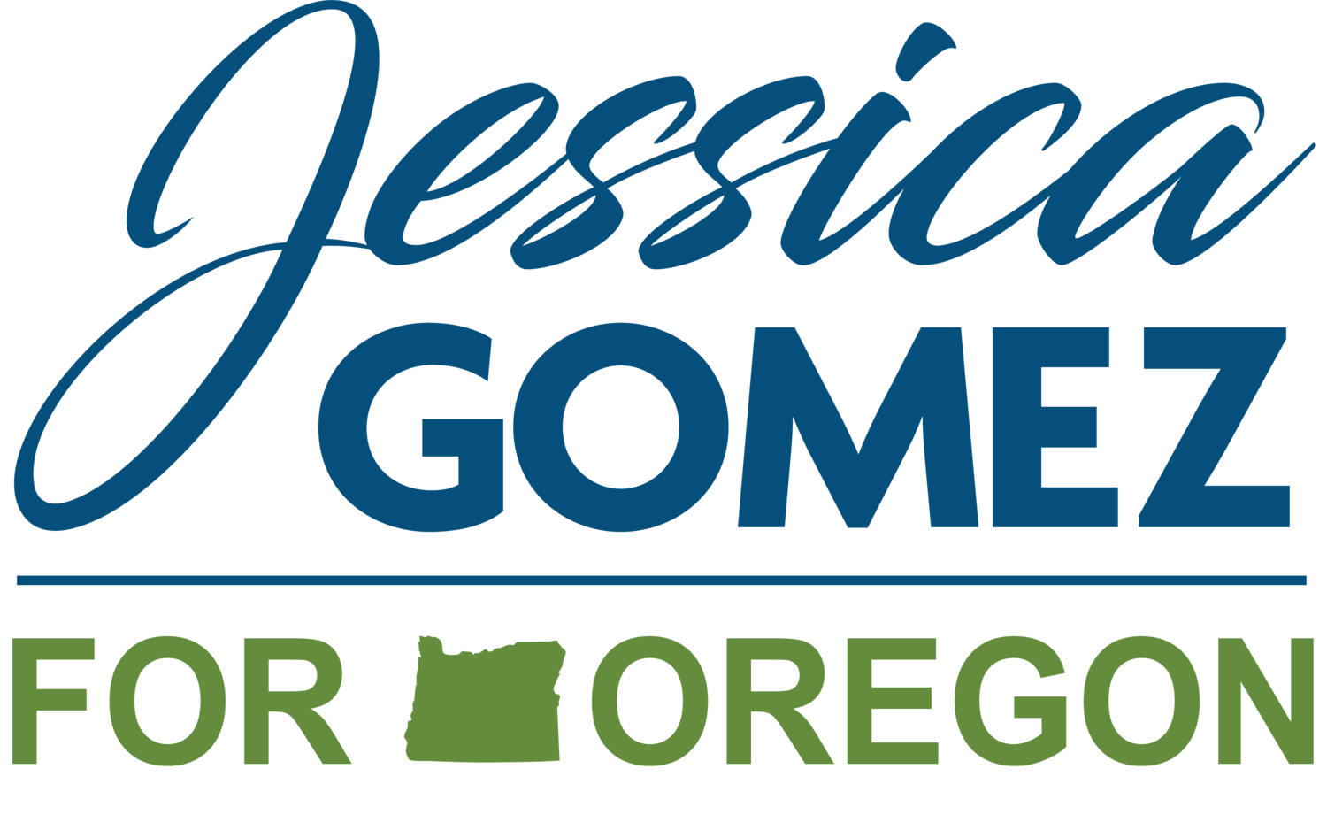 Jessica Gomez for Southern Oregon