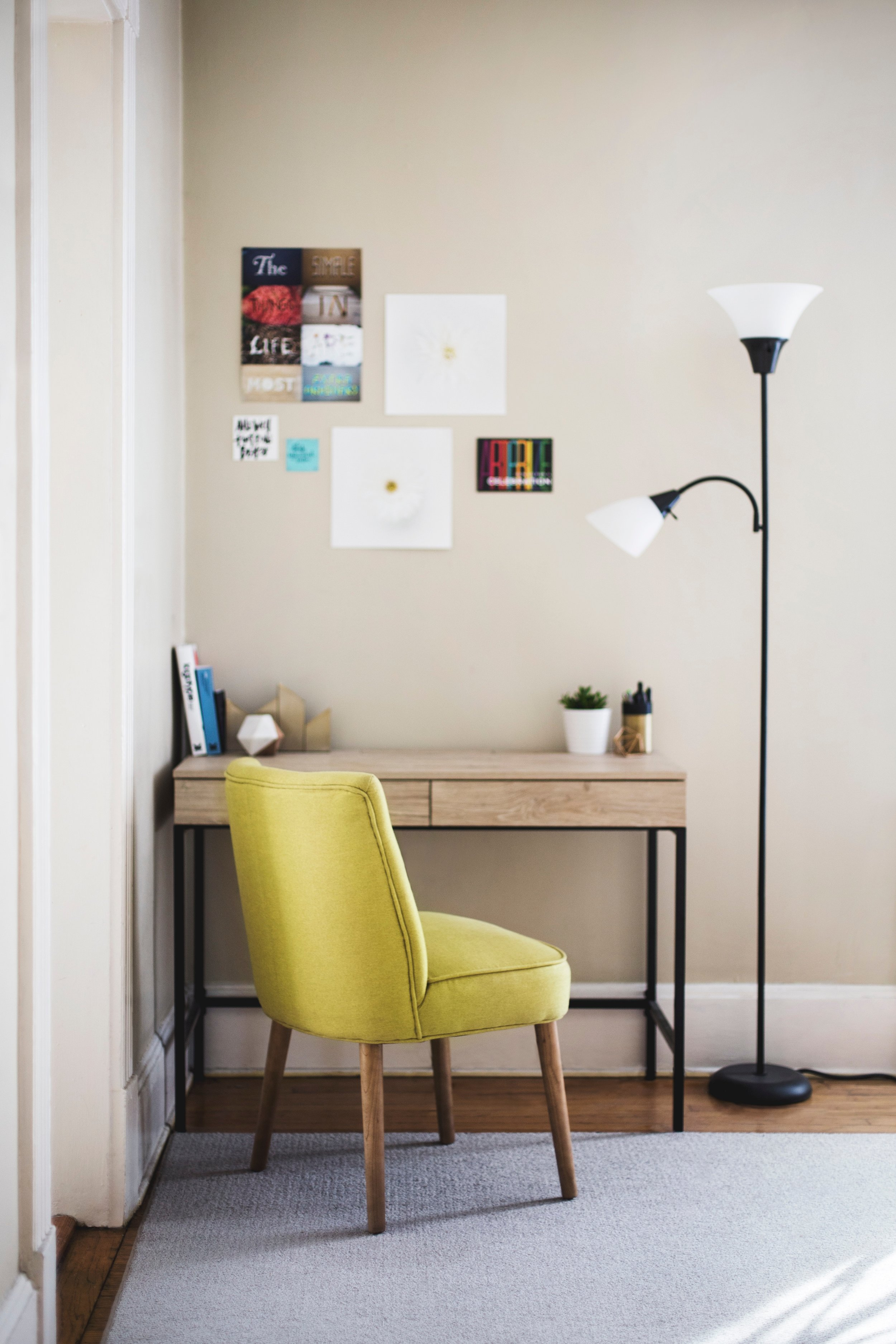 15 Steps To Creating A Functional Home Office Youu0027ll Love