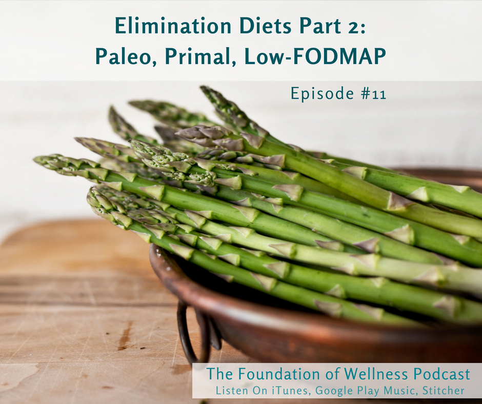 Foundation of Wellness Podcast Elimination Diets Paleo Primal Low FODMAP .jpg
