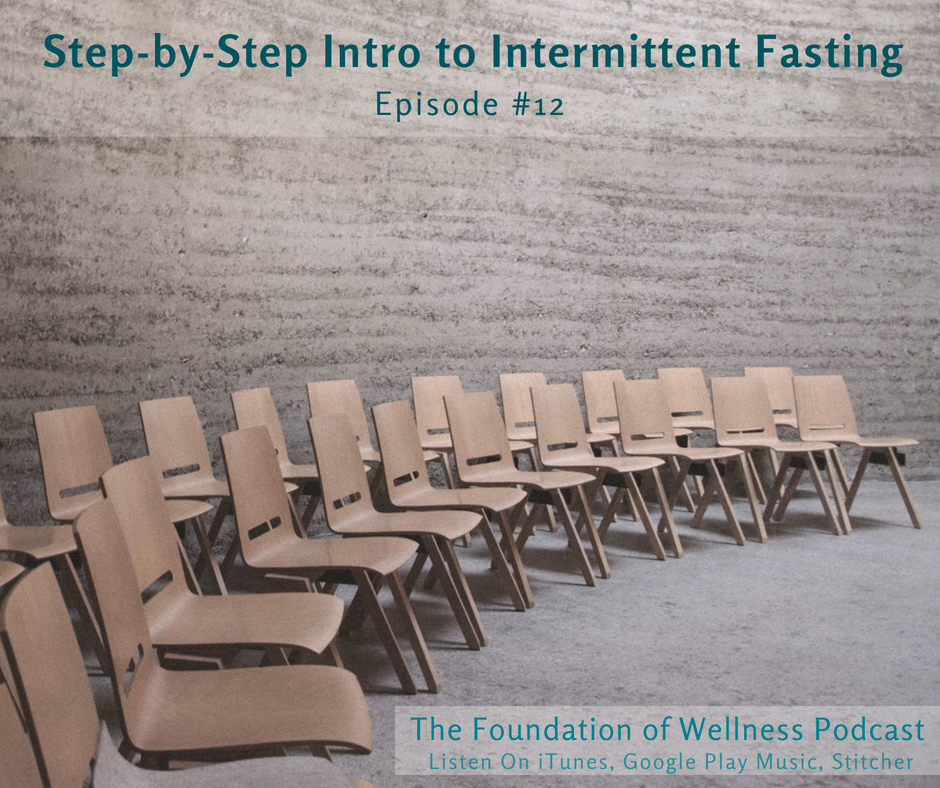 A Step-by-Step Intro to Intermittent Fasting Foundation of Wellness Podcast.jpg