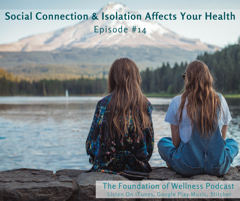 Foundation of Wellness Podcast Ep 14 Social Connection.png