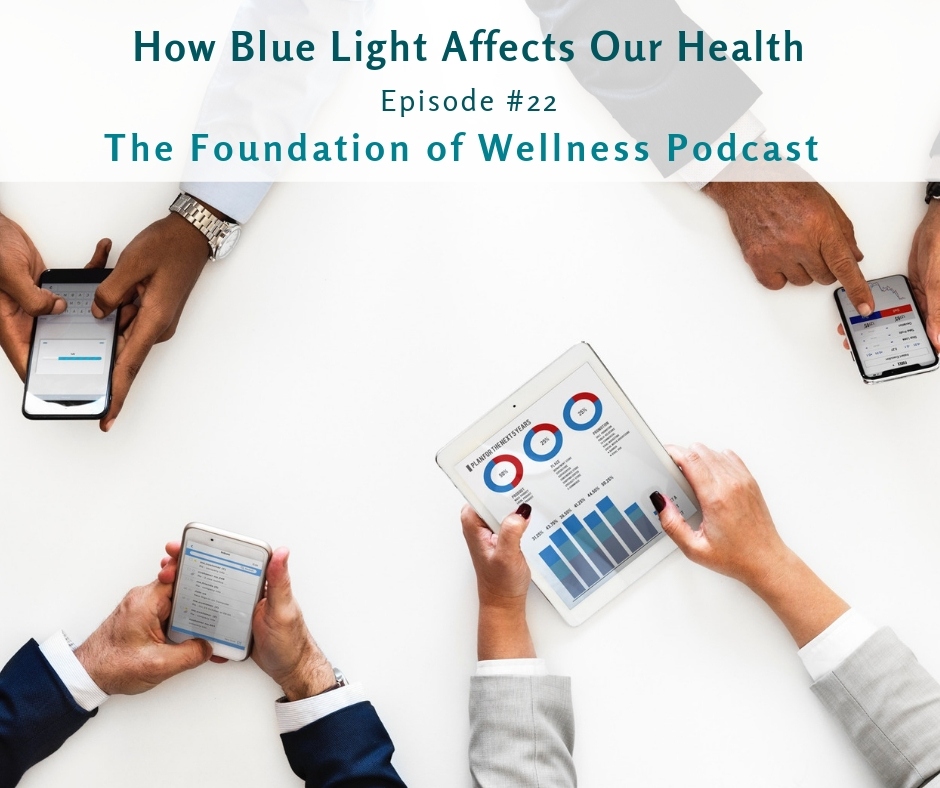 #22 How Blue Light Affects Sleep, Brain, Children, Eyesight, Depression, Skin, and More: This episode is all about Blue Light. Here we discuss what Blue Light is and its effects on sleep, performance, mood, eyesight, aging and more. You'll learn several ways to reduce your risk of Blue Light exposure like investing in Blue Light blocking glasses and