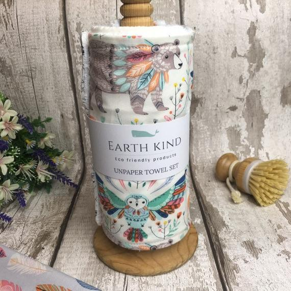 Earth Kind Unpaper Towels