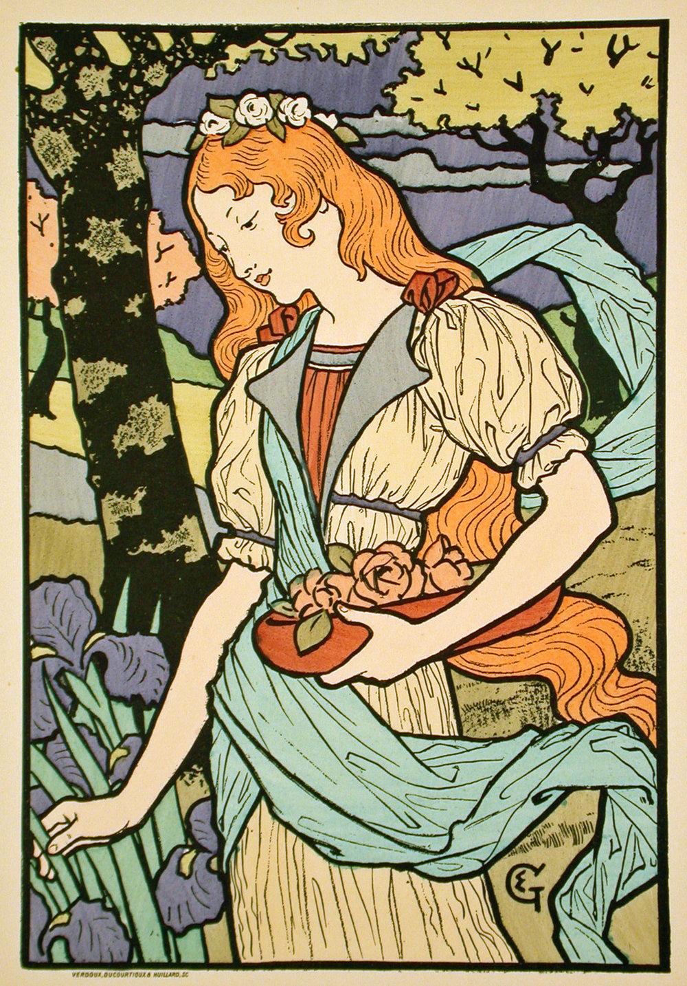 Eugène Samuel Grasset - 1893