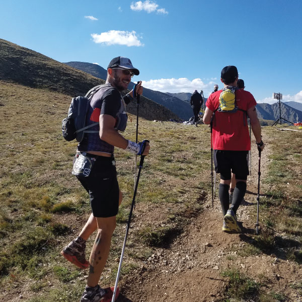 We cover it all. - \\ Challenging runs with instruction and support from professional coaches\\ Workshops on nutrition, training, and mindset\\ Presentations about all elements of ultra-running racing and real-life stories of epic challenges