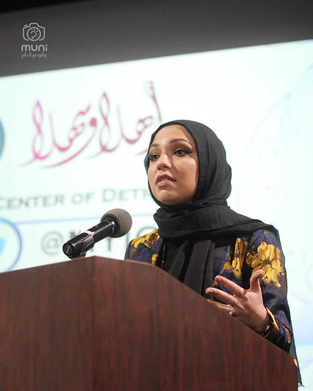 RECENT - HERE'S WHERE ISRA HAS SPOKENNETFLIXGREY'S ANATOMY#FAMILIESBELONGTOGETHER MARCH ON WASHINGTONUNITED NATIONS HUMAN RIGHTS COUNCIL FORUMUNITED NATIONS WOMEN- MALALA X MICROSOFTGLOBAL CLIMATE SUMMITTHE WOMEN'S CONVENTIONSYRIA RELIEF & DEVELOPMENT SPEAKING TOURGLOBAL POLICY INSTITUTEIRUSA BENEFIT RECEPTIONSCAIR NATIONAL CONFERENCEADC NATIONAL CONFERENCEMUSLIM WOMEN FOR RETREATUNITED NATIONS RELIEF WORKS AGENCY USA BENEFITSGEORGETOWN UNIVERSITYUNIVERSITY OF MASSACHUSETTS AMHERSTUNIVERSITY OF THE SOUTHUNIVERSITY OF FLORIDAFORDHAM UNIVERSITYJOHN JAY COLLEGEGEORGE MASON UNIVERSITYAMERICAN UNIVERSITYUNIVERSITY OF MARYLAND BALTIMOREUNIVERSITY OF MARYLAND COLLEGE PARKCALIFORNIA STATE UNIVERSITYQUINNIPIAC UNIVERSITYPIERCE COLLEGEPFH ANNUAL CONVENTIONMODEST FASHION WEEK - JAKARTA, INDONESIAMODEST FASHION WEEK- DUBAI, UAE