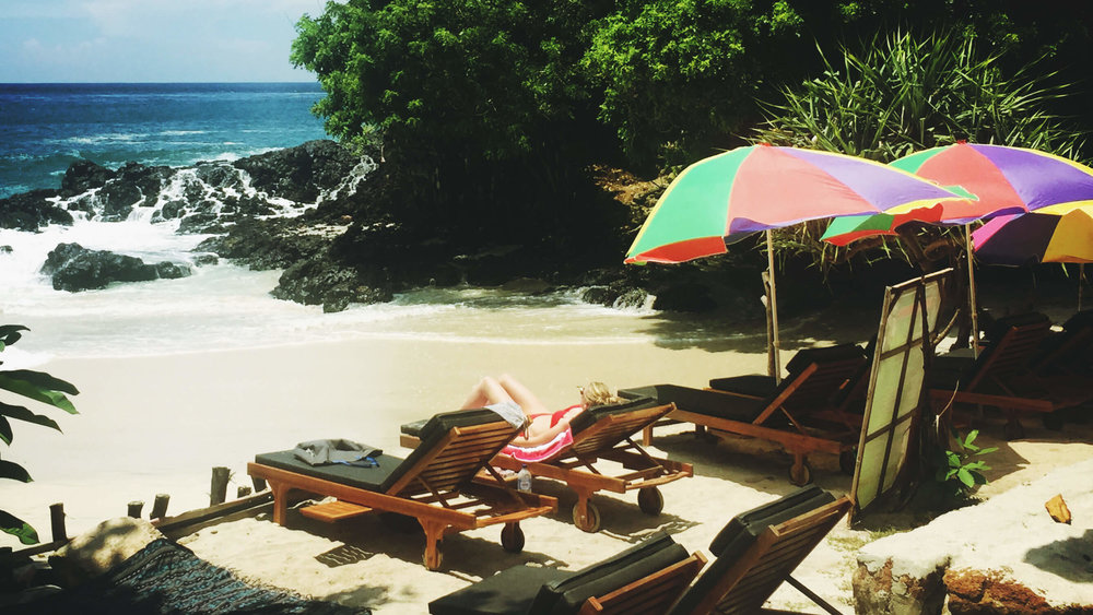 Reis til Bali →