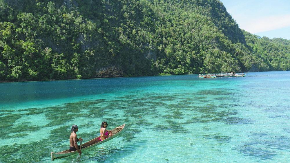 Reis til Sulawesi →