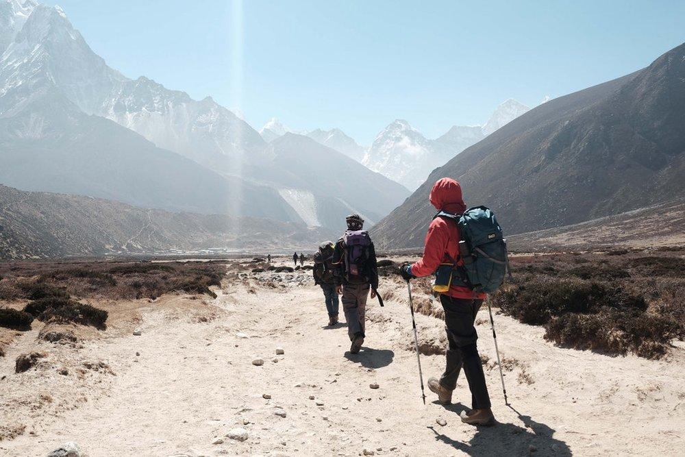 Besøk Everest Base Camp