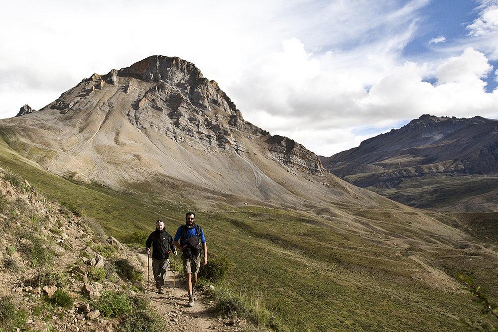 Upper Dolpo Regionen