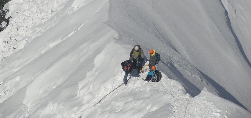 Vi tilbyr over 100 fjell. (6 over 8000)