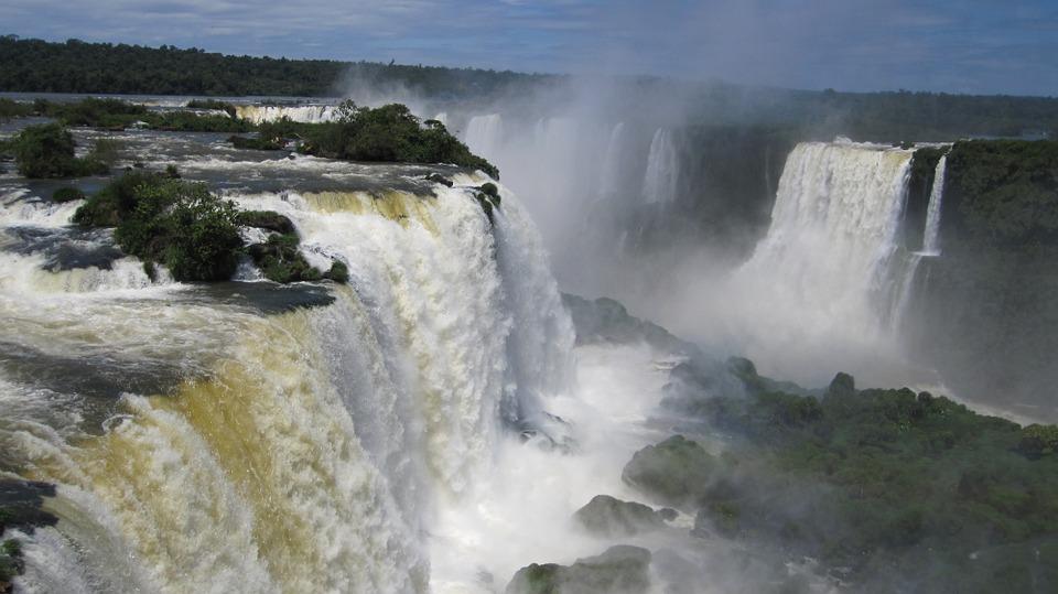 Iguazu-fallene