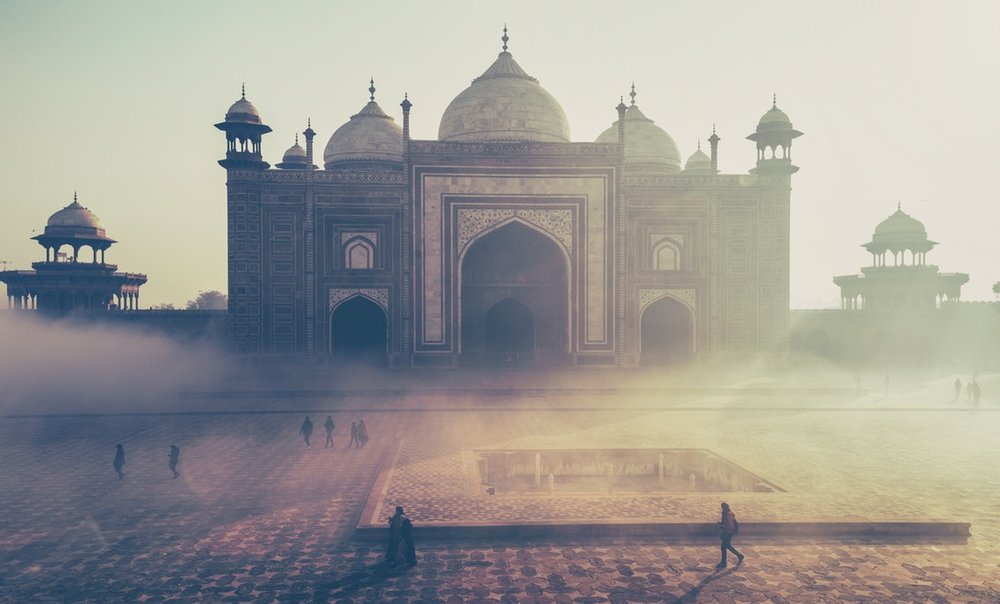 Agra og det gyldne triangel