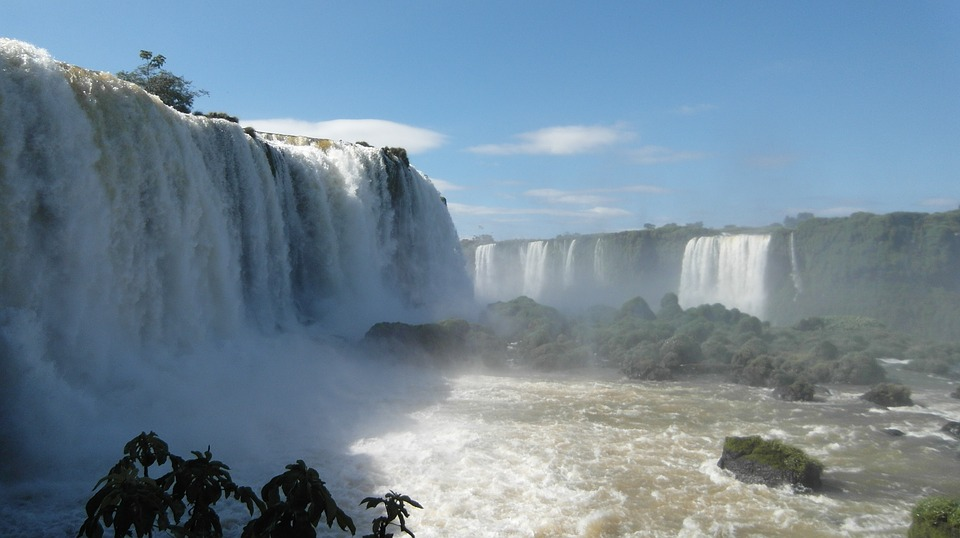 Iguazufallene