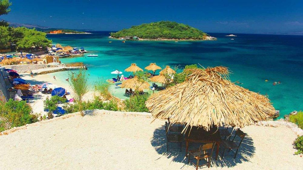 Nyt den Albanske Rivieraen