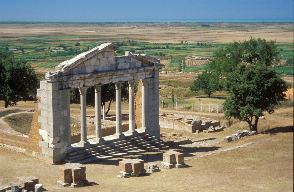 Det beste fra gresk og romersk historie