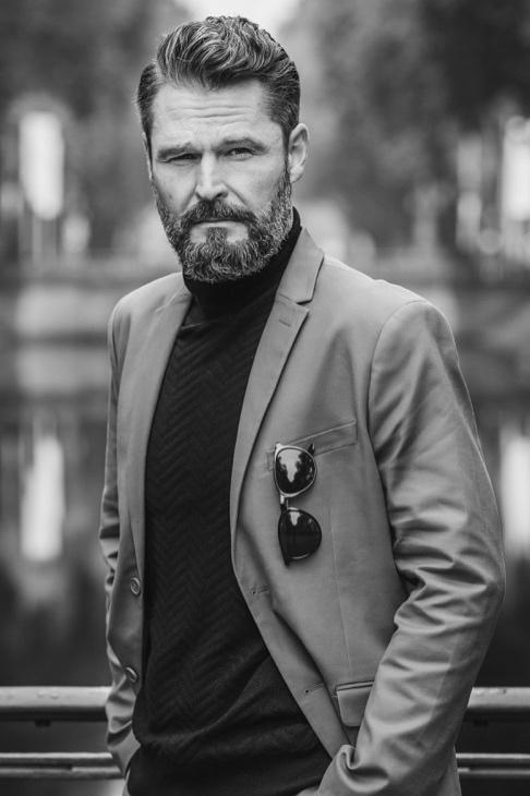 28.09.2018, Marcus Hök - Zum 2ten Mal hat Niklas mit seiner Agentur, Modelagenturen gefunden, die mit mir zusammenarbeiten wollen! Klasse Job! Danke dir!