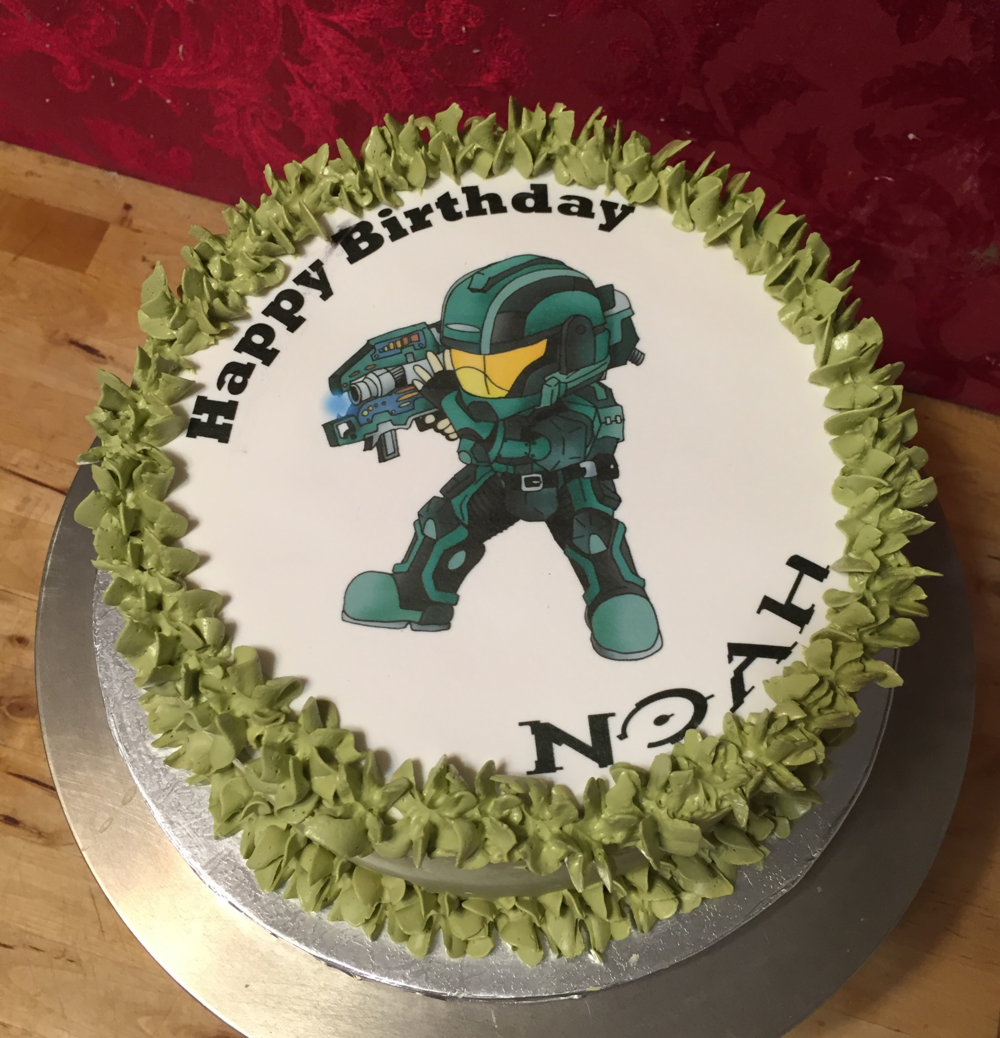 Character Cakes CnC Bakes