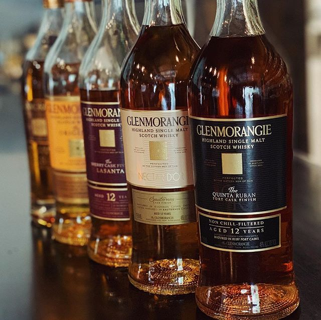 We're hosting an exclusive dinner with Global Brand Ambassador @glenmoardbegdavid who will educate us on each pour of @glenmorangie scotch. With 5 Glenmorangie scotches, an expert brand ambassador and a deliciously paired tasting menu, it'll be an evening to remember  Space is limited, so to reserve your tickets, visit glenmorangiedinner.eventbrite.com