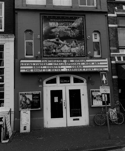 De Uitkijk Cinema, Amsterdam
