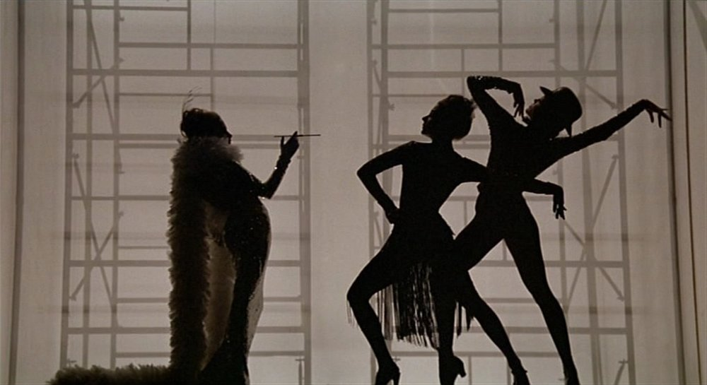 Film:  All That Jazz  / Director: Bob Fosse / Year: 1979