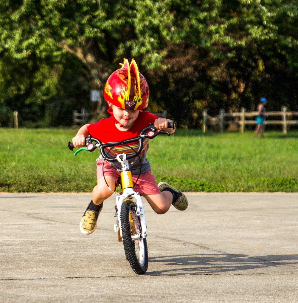 Balance Bike Basics - Tips for a Successful Start on a Balance Bike