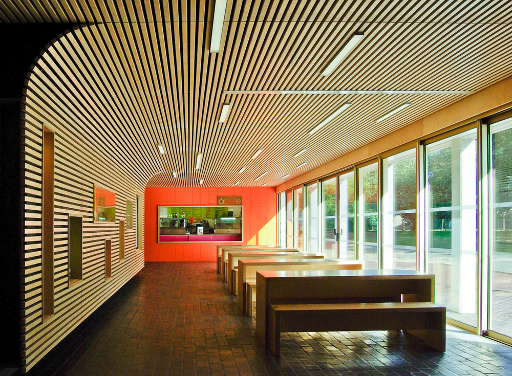 Kent School of Architecture, Foyer