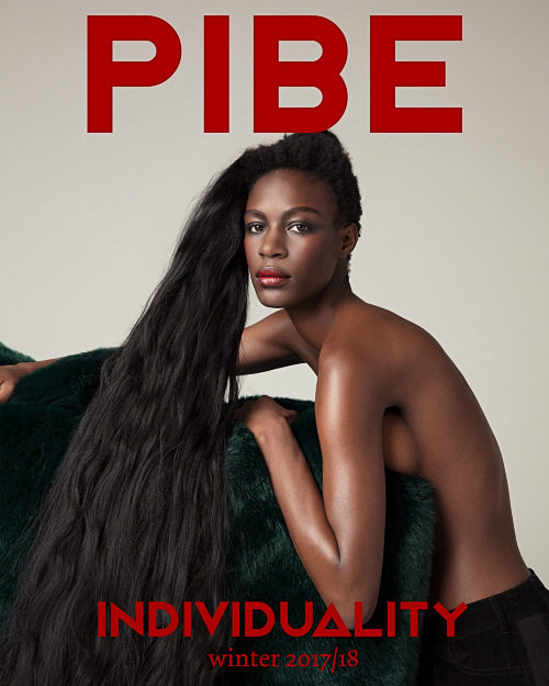 ON THE COVER Photography / Iakovos Kalaitzakis Model / Shaun    BUY PIBE WINTER2017/18 PRINT ISSUE 6: £5.00     ON SALE    BUY PIBE WINTER2017/18 DIGITAL ISSUE 6: £4.50