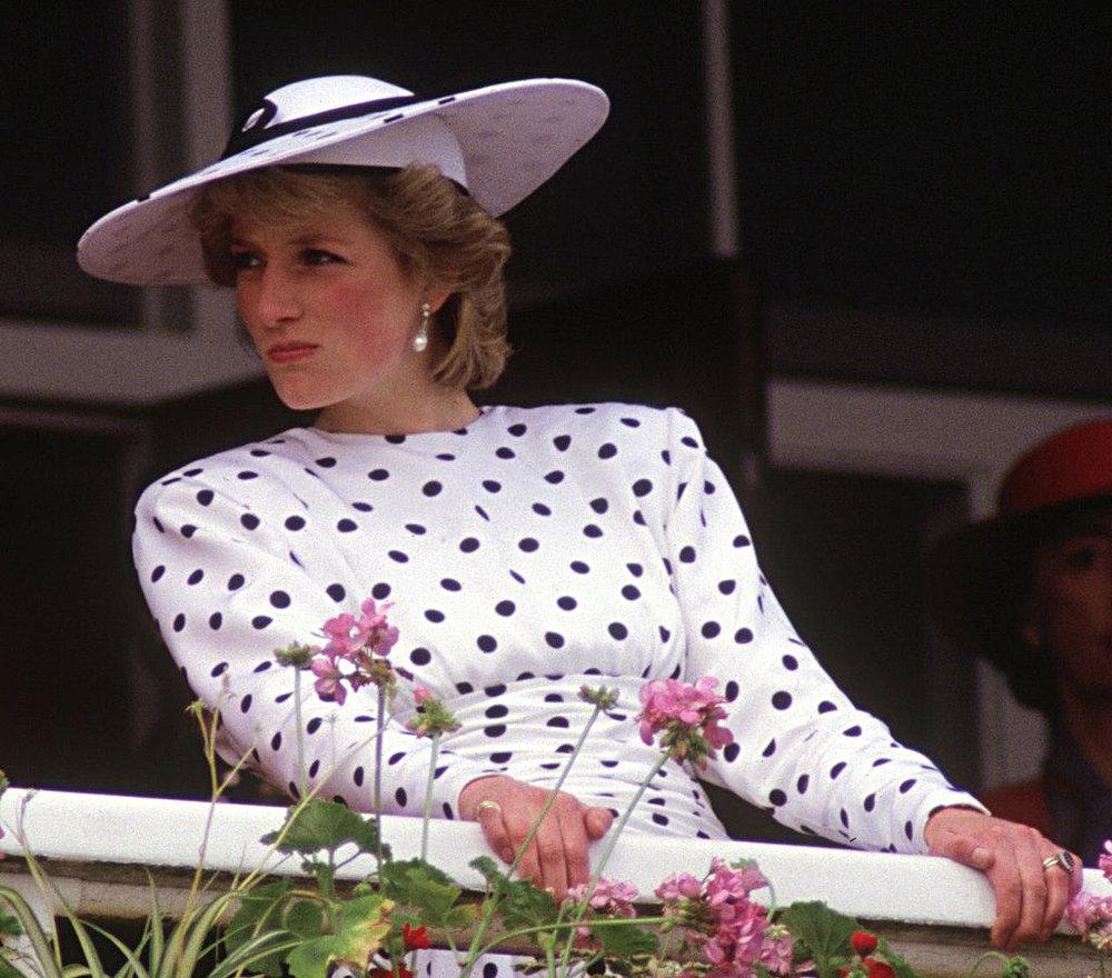 Princess Diana by David Levenson