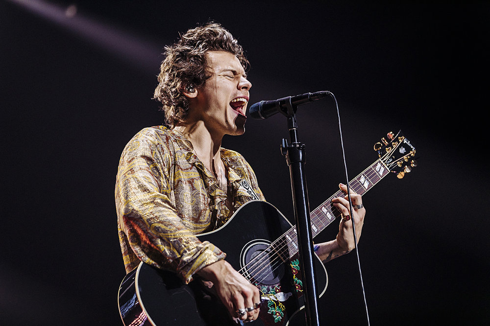 Harry Styles - Singapore