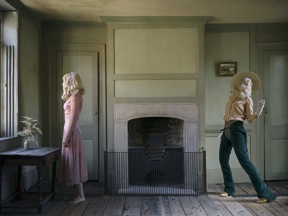 She Could Have Been A Cowboy © Anja Niemi - The Little Black Gallery