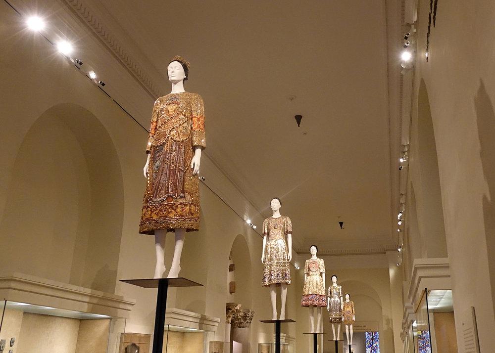 Dolce & Gabbana Evening Dresses Autumn/Winter 2013-14