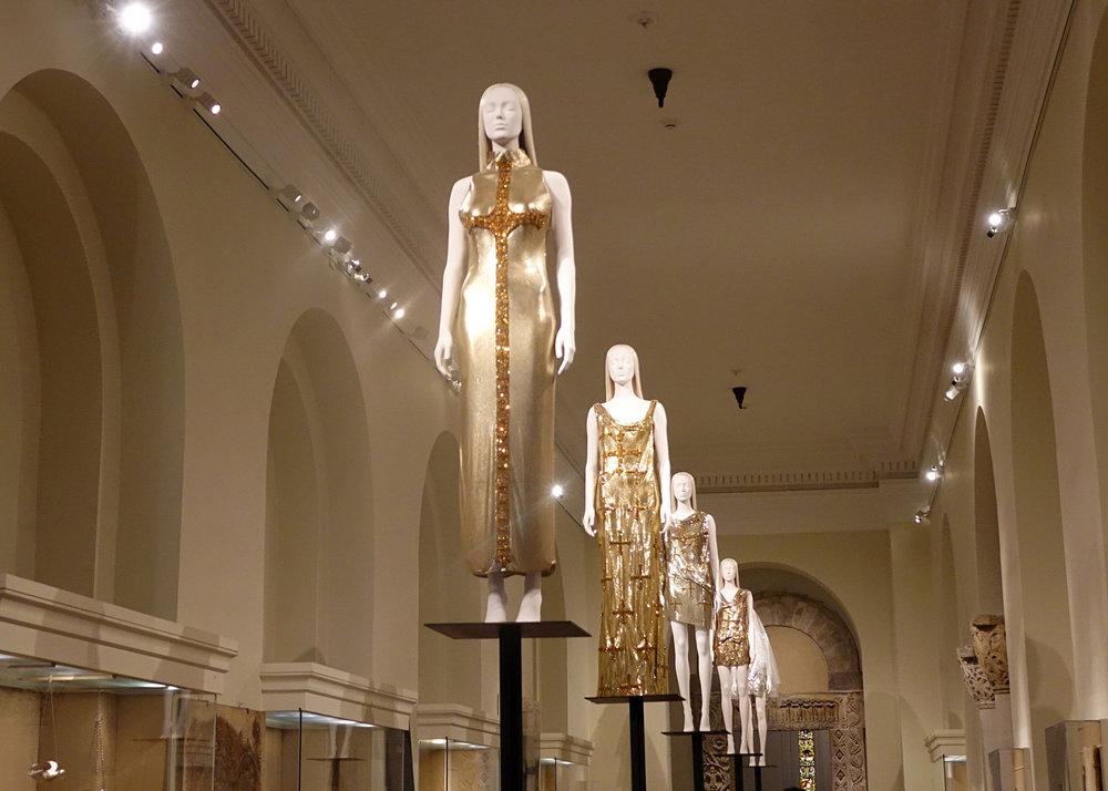 Gianni Versace Evening Dresses Autumn/Winter 1997-98