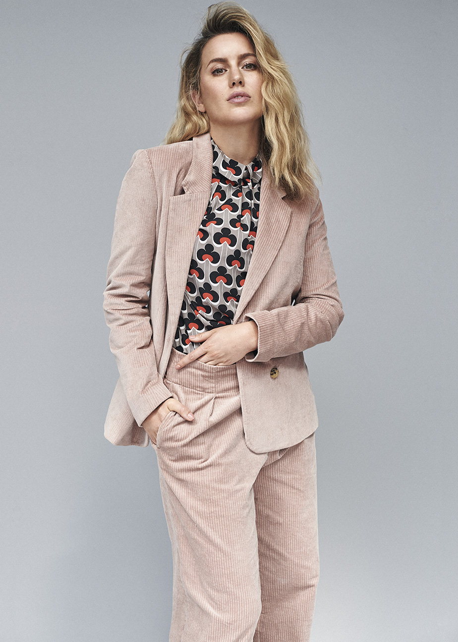 jacket & trousers SCOTCH & SODA, top ANONYME
