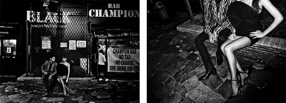 Saint Laurent With Daido Moriyama Exhibition At Palais Royal PIBE Magazine 1.jpg