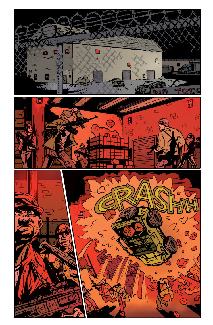 Isis, from Carlton Hargro's African American Hero Anthology