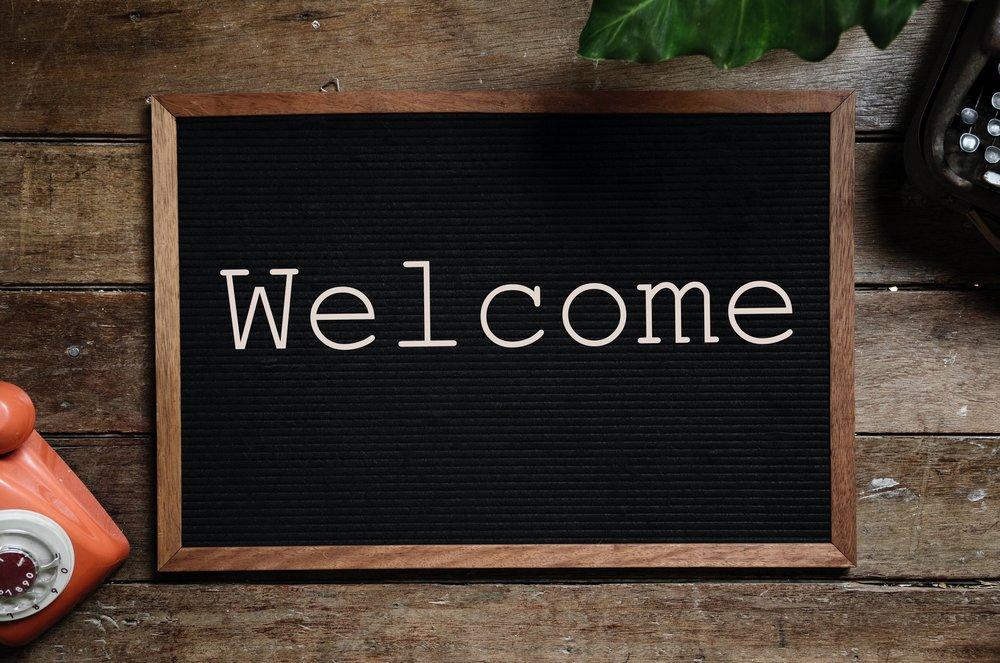 Vineyard Church Welcome Team
