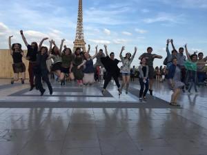 Eiffel jump