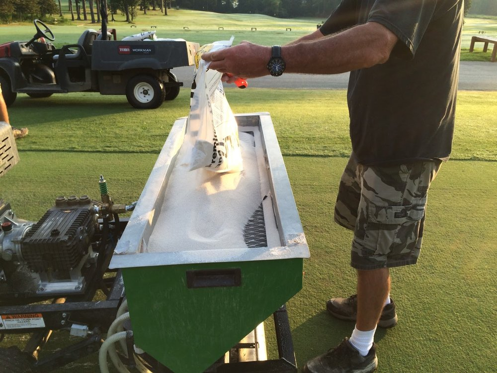 Our Practice - Turf managers at some of the most prestigious golf courses and sports fields in the nation have already discovered the DryJect® difference. In fact, 1/2 of the top 25 golf courses from Golf Digest's 2012 Top 100 courses* use the DryJect service.