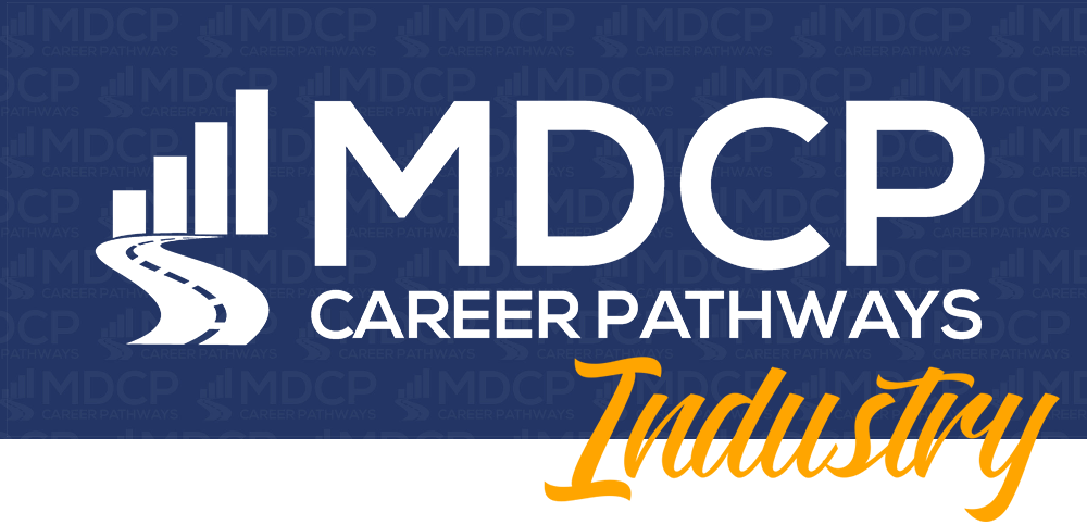 MDCP Industry Banner
