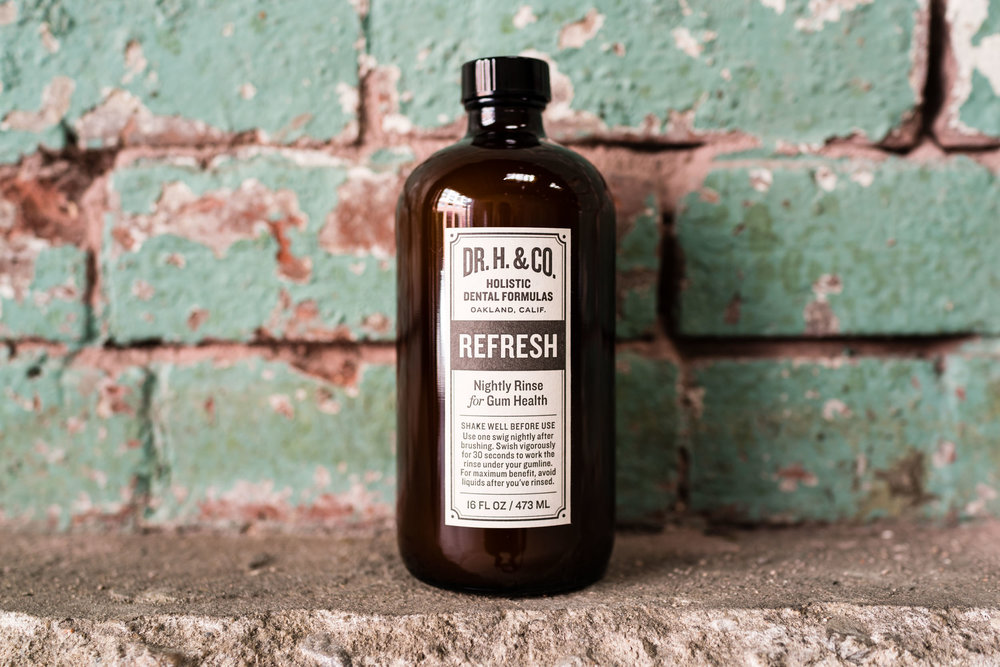 Bottled in Old-School Glass. - Better for the environment and your health.